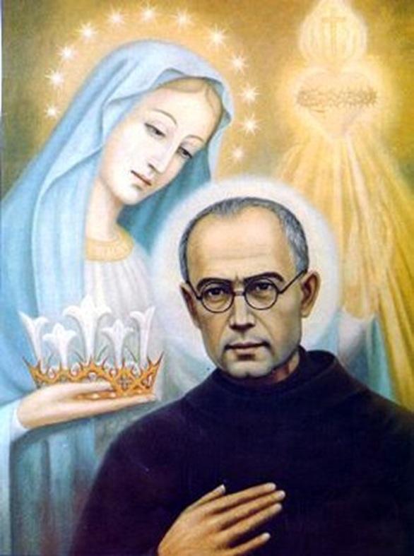 Total Consecration St Maximilian Kolbe St Michael Catholic Radio